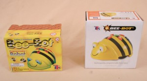 Nouvelle Beebot vs Beebot