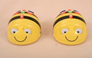 Beebot vs nouvelle Beebot