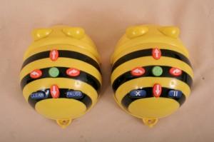Ancienne Beebot et nouvelle Beebot: nouveaux boutons