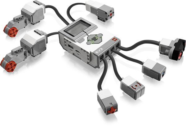 45544_Brick with sensors and motors